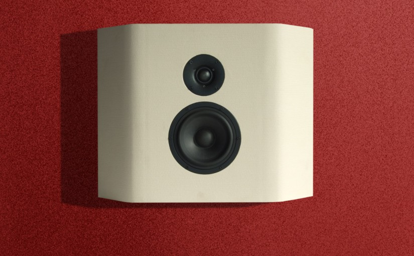 Wall speaker Wavewall 182 WF182BD10 TW030WA09