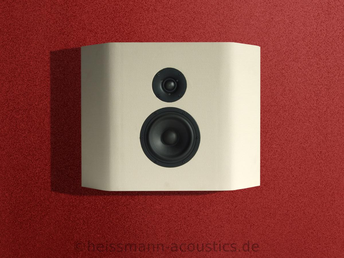 DIY Speaker | WaveWall-182 | On-wall