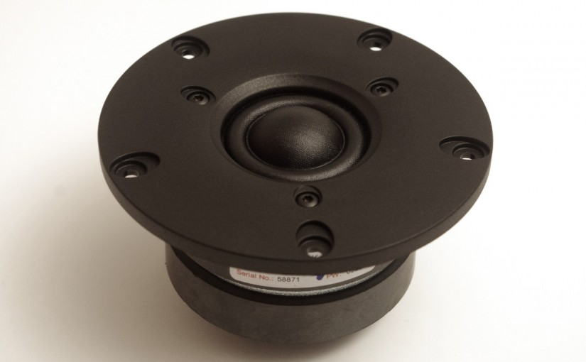 "<span class = ""entry-title-primary""> Test Scan-Speak Discovery D2604 / 833000 </ span>> 26mm Dome Tweeter 4 Ω </ span>"