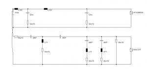 DXT-Mon Stromlaufplan